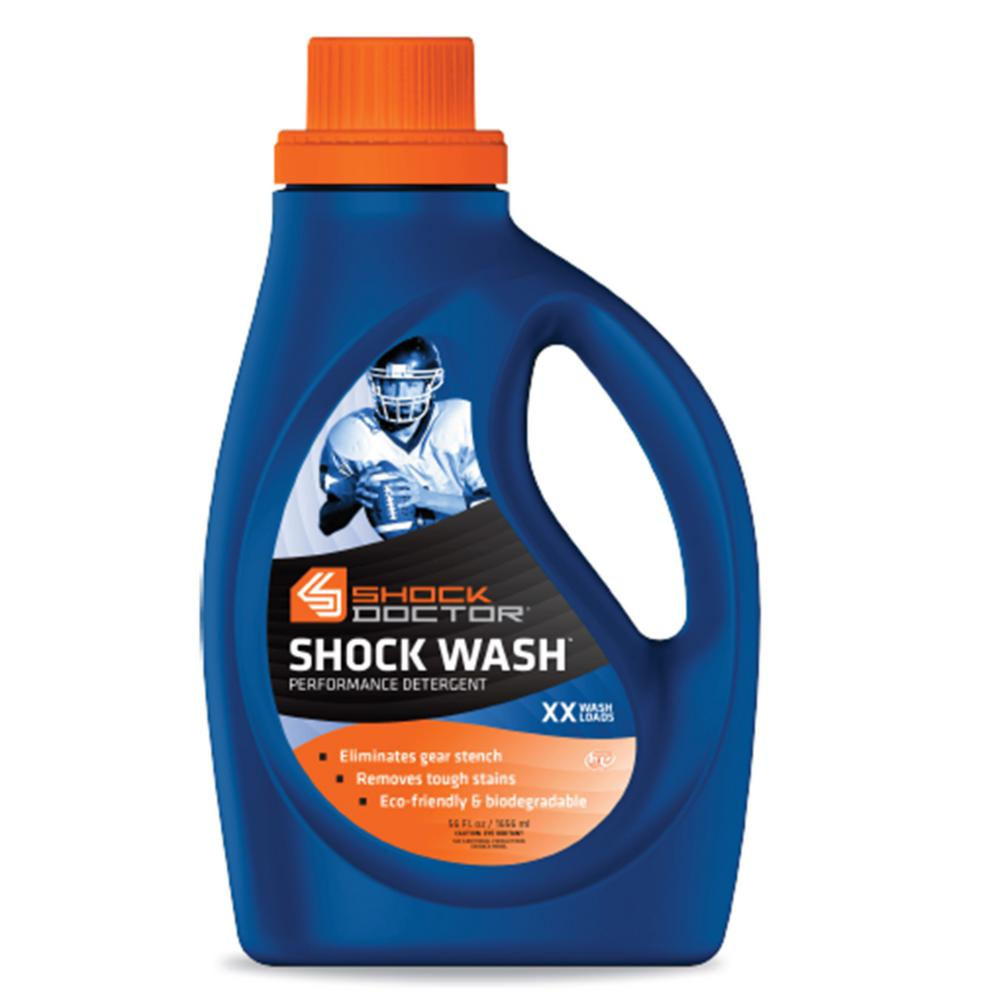 Shock Doctor 32 Oz Shock Wash Performance Liquid Laundry