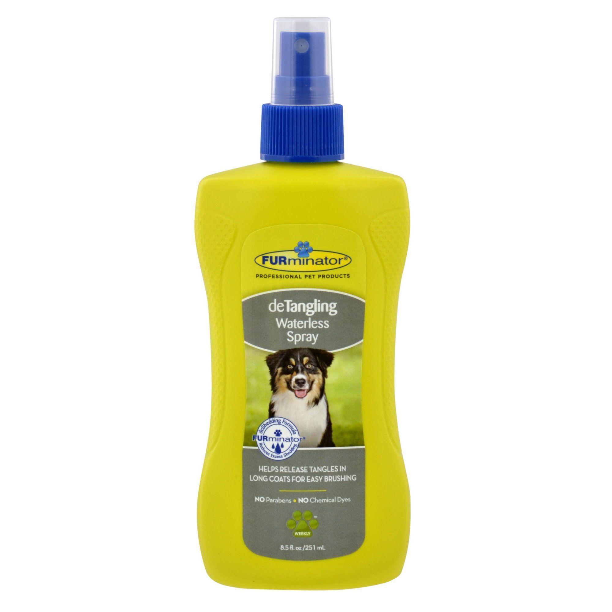 FURminator deTangling Waterless Dog Spray, 8.5 fl. oz, 8.5