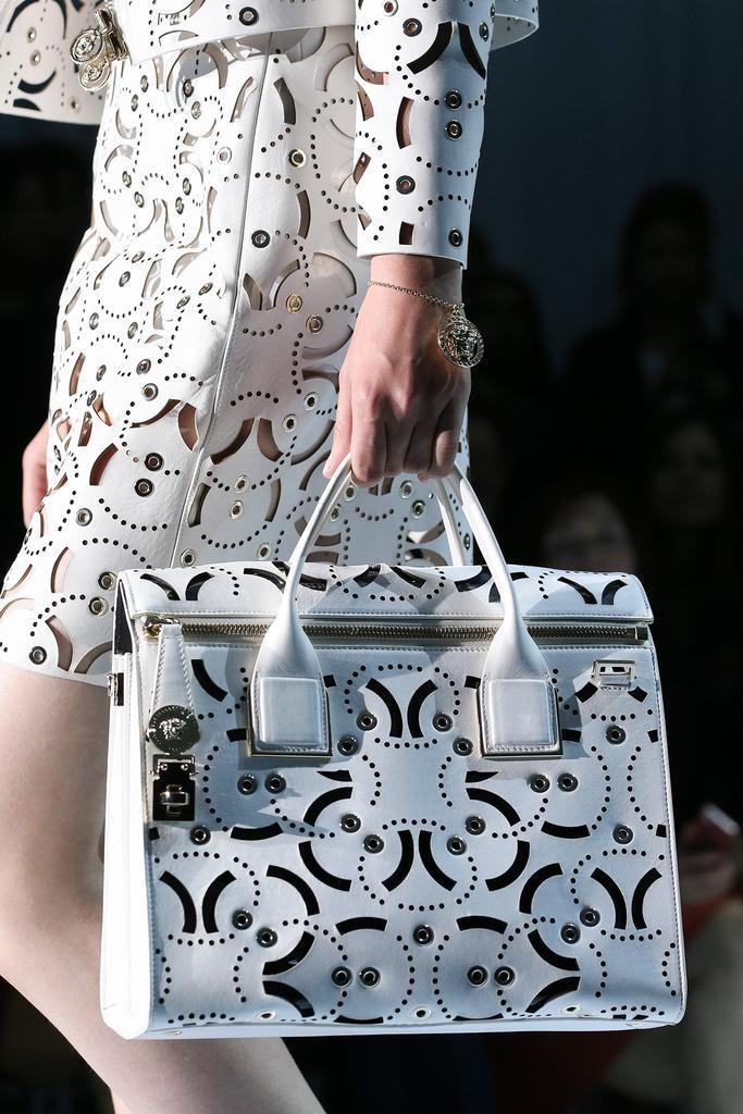 46812beba08 Versace Spring 2015   Spring 2016   Fashion handbags, Bags, Fashion
