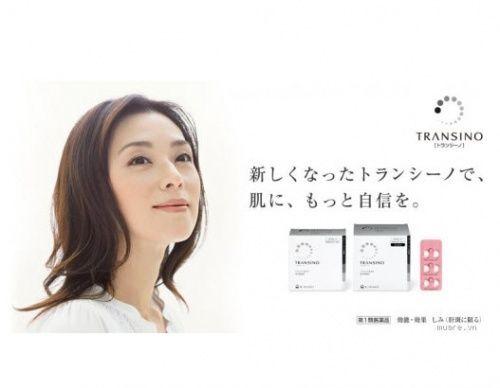 Thuốc Trị Nám Transino  - Sản phẩm đặc trị  nám hàng đầu tại Nhật Bản!!!