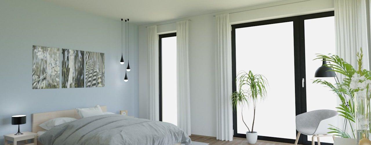 Die perfekten Pflanzen fürs Schlafzimmer Schlafzimmer