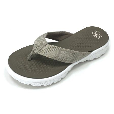 be6a4aff05f03 Athletic Works Women s Sport Comfort Thong Sandal
