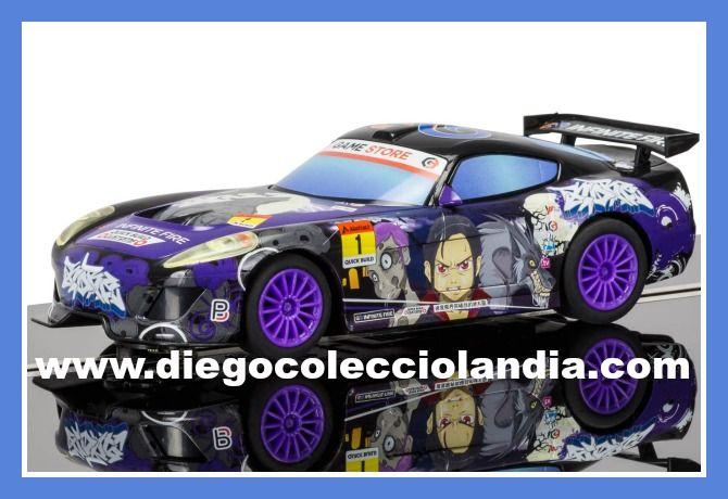 Tienda Scalextric Slot En Madrid Espana Www Diegocolecciolandia
