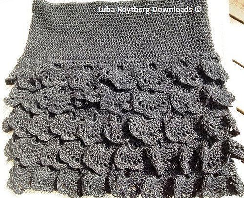 Black Teen Skirt by KCWL on Etsy, $3.99