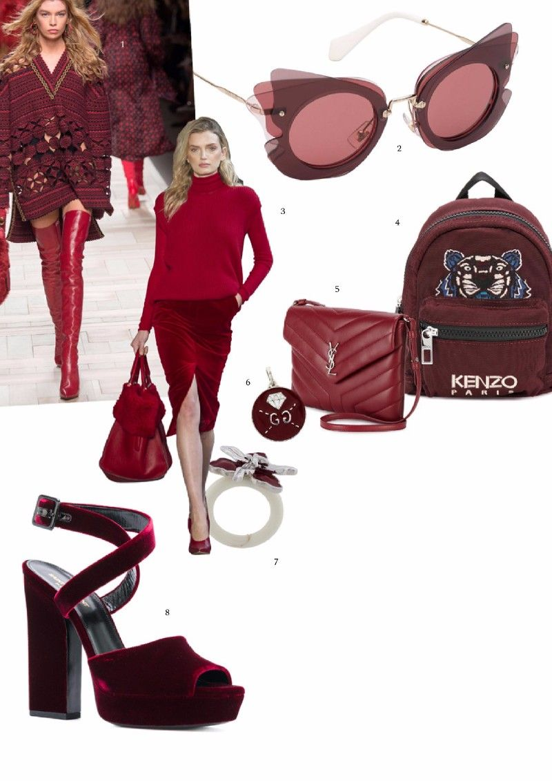 Trends forecast for fallwinter pantone inspiration and future