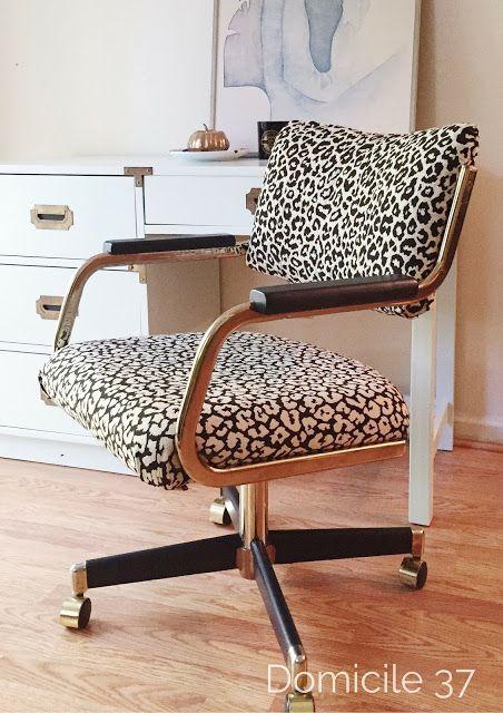 ChairIdeas Casa Reupholster Desk To How A Cantilever nk8w0OP