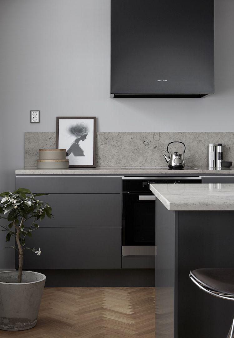 Jm Premium Apartment In 2020 Kitchen Inspiration Design Modern Kitchen Small Apartment Kitchen