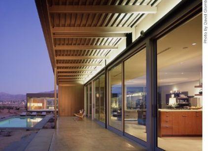 modern exterior by marmolradzinerprefab.com