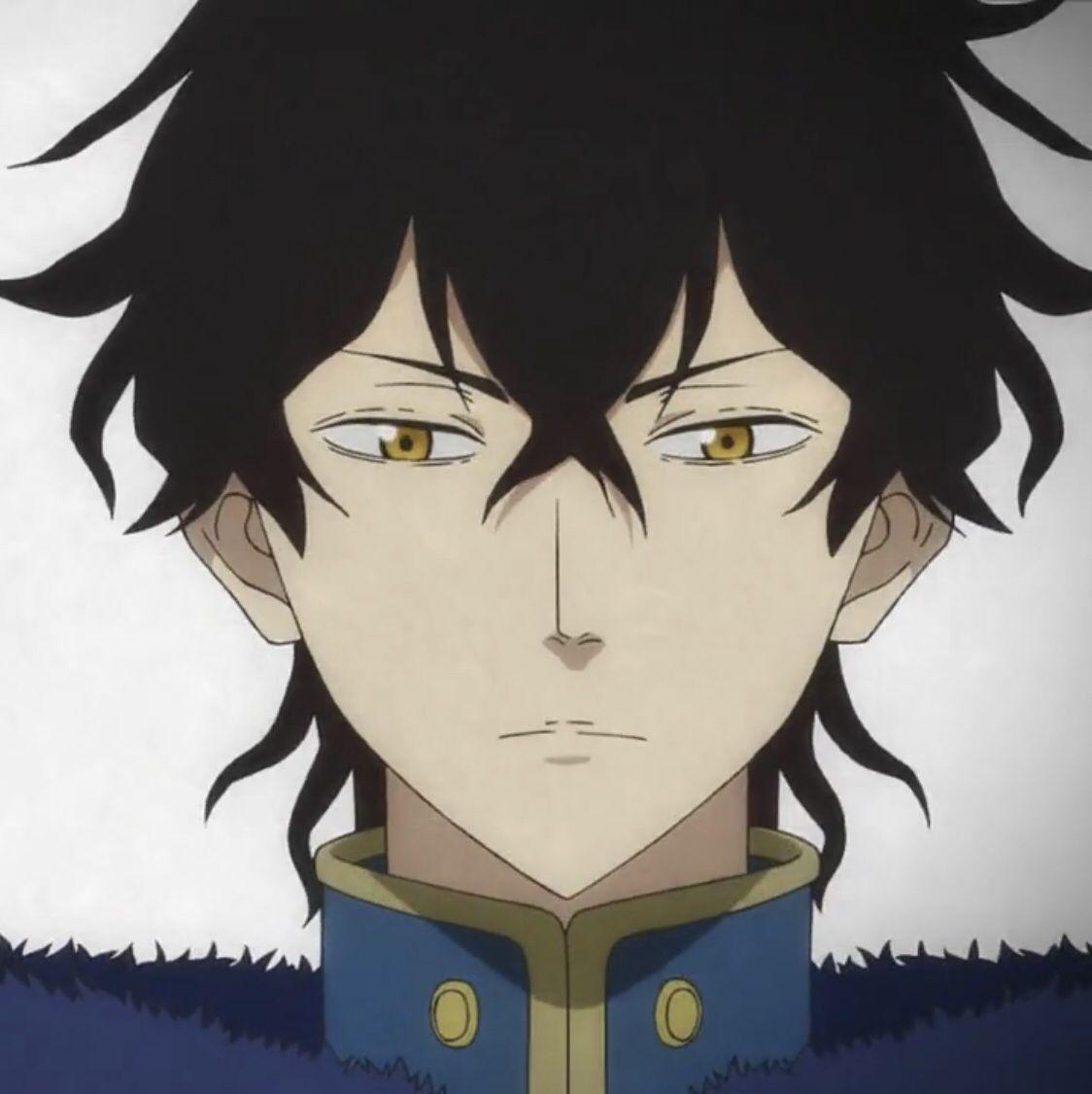 Yuno || Black Clover | Black clover anime, Stray dogs ...