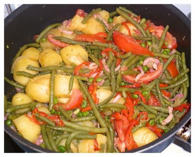 Po l e de l gumes gourmande recette recette de po l e for Idee plat a cuisiner