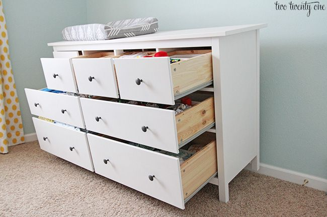 How To Anchor Furniture Nursery Dresser Organization Nursery
