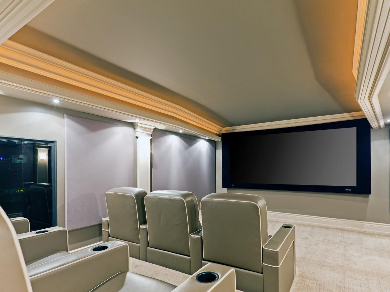 Amazing Home Theater Designs | Home Remodeling   Ideas For Basements, Home  Theaters U0026 More