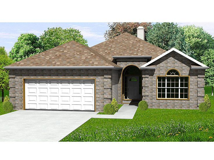 Affordable Home Plan, 048H-0034 First Floor 1700 sq. ft. Total 1700 sq. ft.   Bedrooms 3   Full Baths 2   Dimensions Width 42 ft. 0 in. Depth 65 ft. 0 in. Approx. Height 22 ft. 0 in.