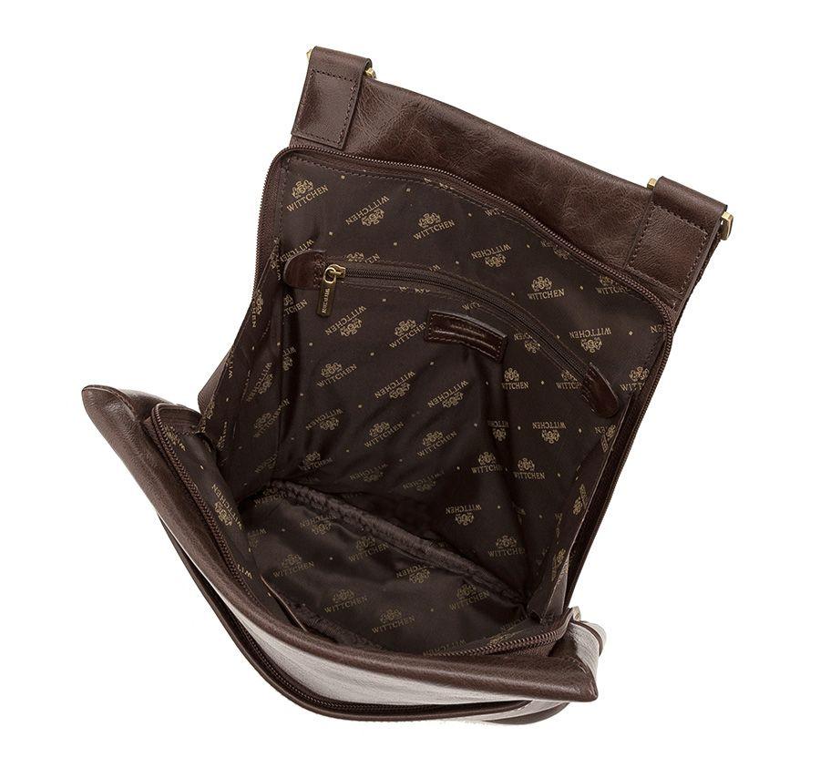 Listonoszka Meska Ze Skory Licowej Na Ramie Wittchen 84 4u 312 Louis Vuitton Monogram Vuitton Bags