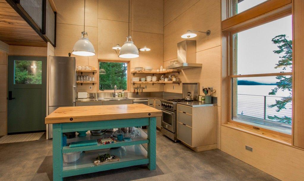 Orcas Island Cabin Top Kitchen Trends Kitchen Inspirations Kitchen Renovation