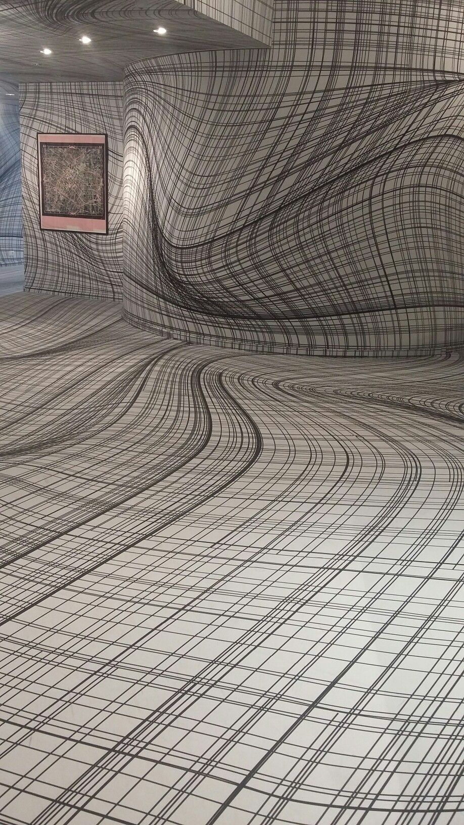 Peter Kogler Ing Art Center Interactive Art Installation Art Illusion Art