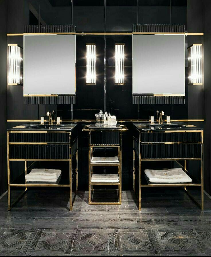 A Touch Of Class Home Decor: With Dark/bold Colors