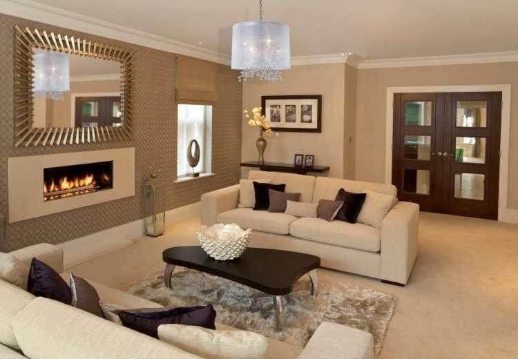 Iluminacion de interiores de casas decoracion sala for Iluminacion de exteriores