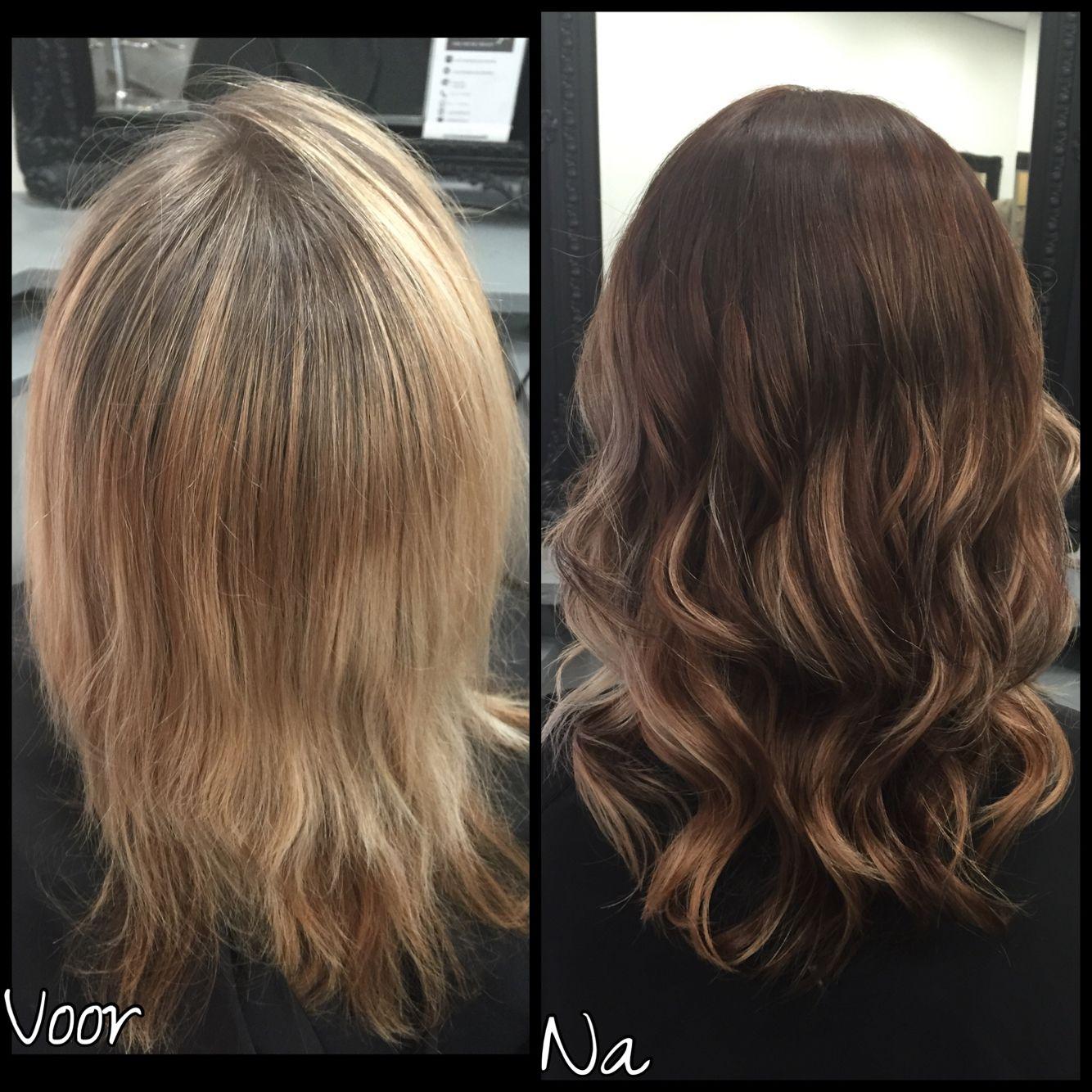 Reverse Balayage Adding Dark Instead Of Light Reverse Balayage Light Hair Hair Inspo Color