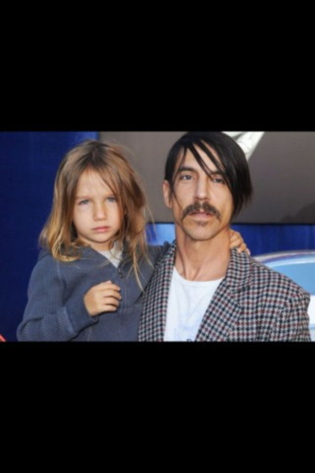 Anthony and Everly Bear