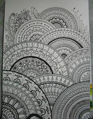 Más tamaños | my drawings inspired zentangle® | Flickr: ¡Intercambio de fotos!
