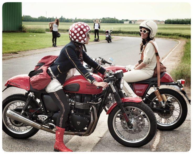 Pin von Kari K.K. Kujala auf MBike | Damen motorrad