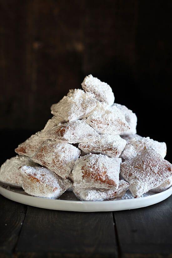 Cómo hacer buñuelos perfectos Nueva Orleans!  Receta fácil!