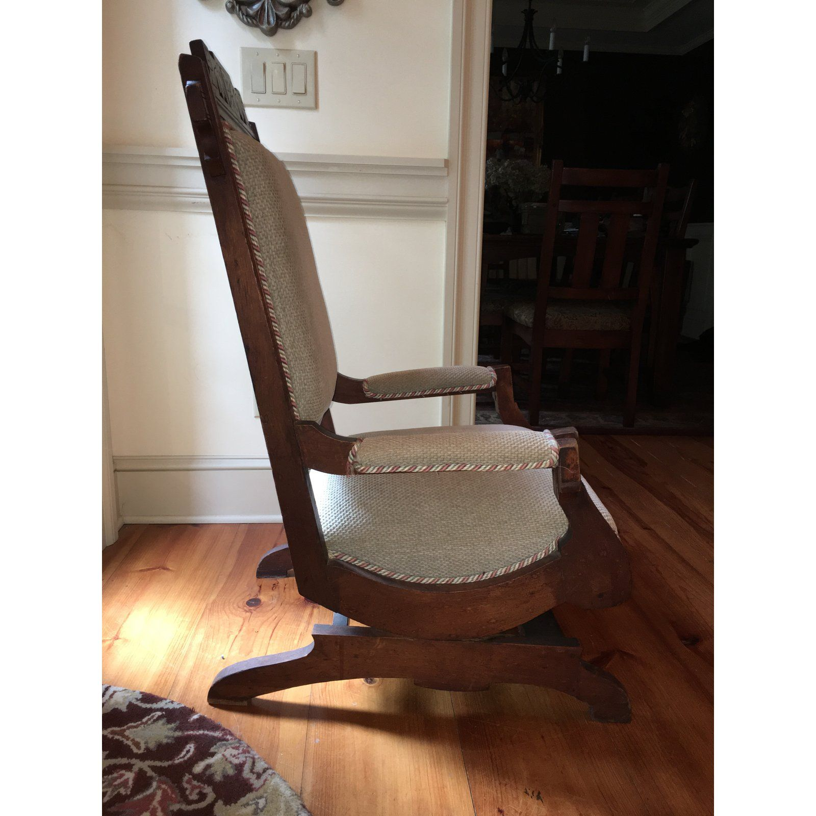 1900s 19th century antique eastlake victorian style