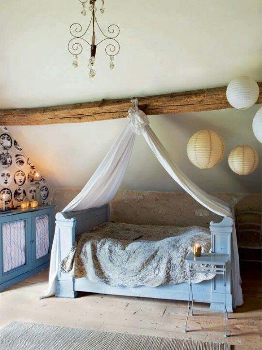 himmelbett kinderzimmer pinterest himmelbett kinderzimmer und haus und garten. Black Bedroom Furniture Sets. Home Design Ideas