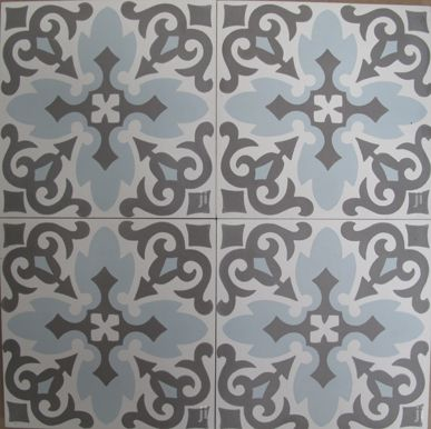 French-manor -reproduction tiles