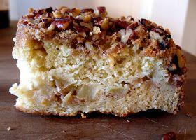 mostly foodstuffs: Apple Ricotta Coffee Cake