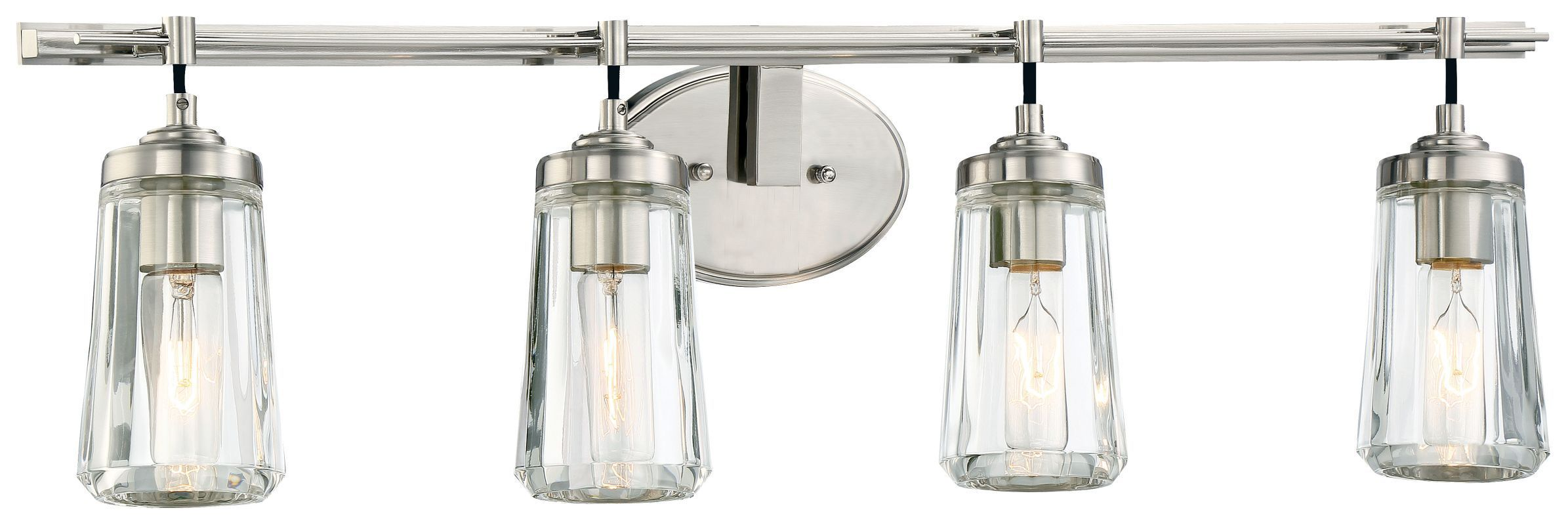 View The Minka Lavery 2304 84 4 Light Vanity From Poleis Collection At