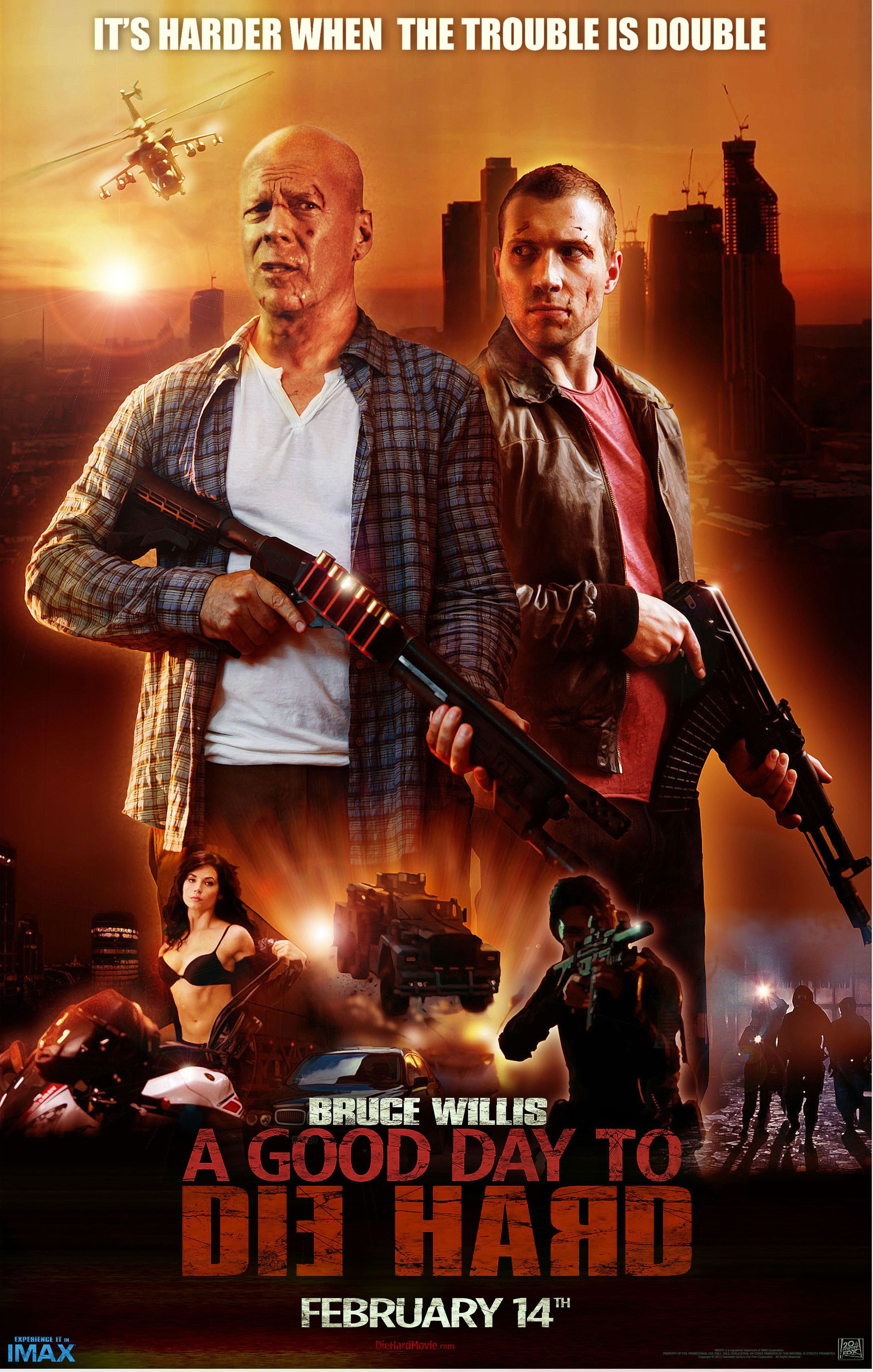A Good Day to Die Hard YIFY subtitles
