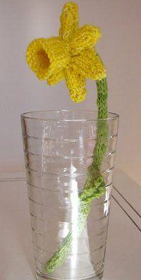 688513f28 daffodil knitting pattern