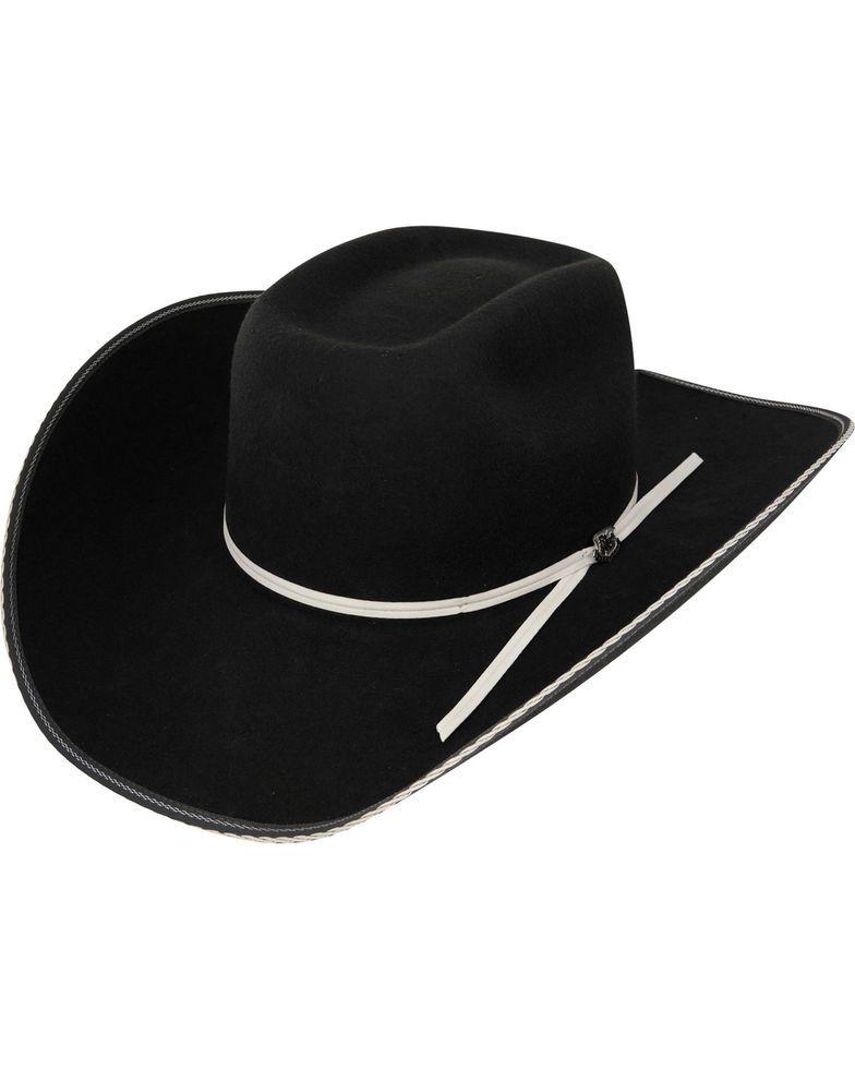 a7dc6a45789 Resistol Men s Snake Eyes Wool Cowboy Hat in 2019