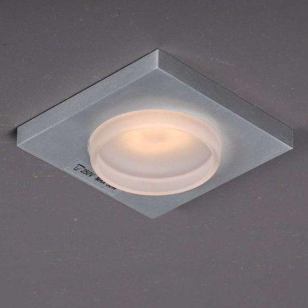 Badezimmer Einbaustrahler Spa Glas viereckig #Einbauleuchte #Lampe - leuchte für badezimmer