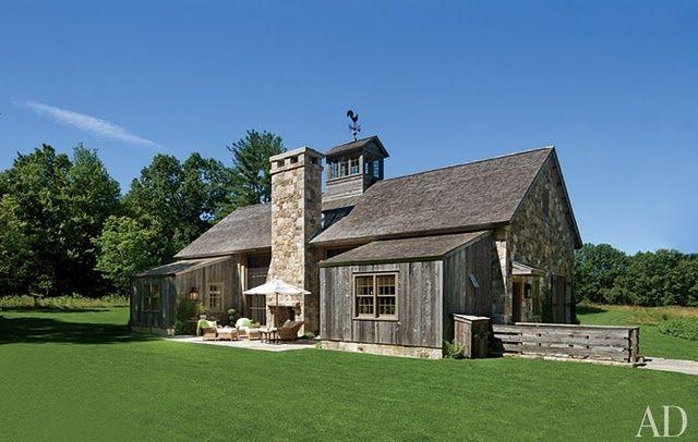 Arquitectura de Casas: 23 fotos de casas estilo Country.