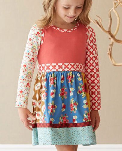 Matilda Jane festive floral dress