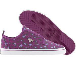 Creative Recreation Women Lacava (purple cheetah)