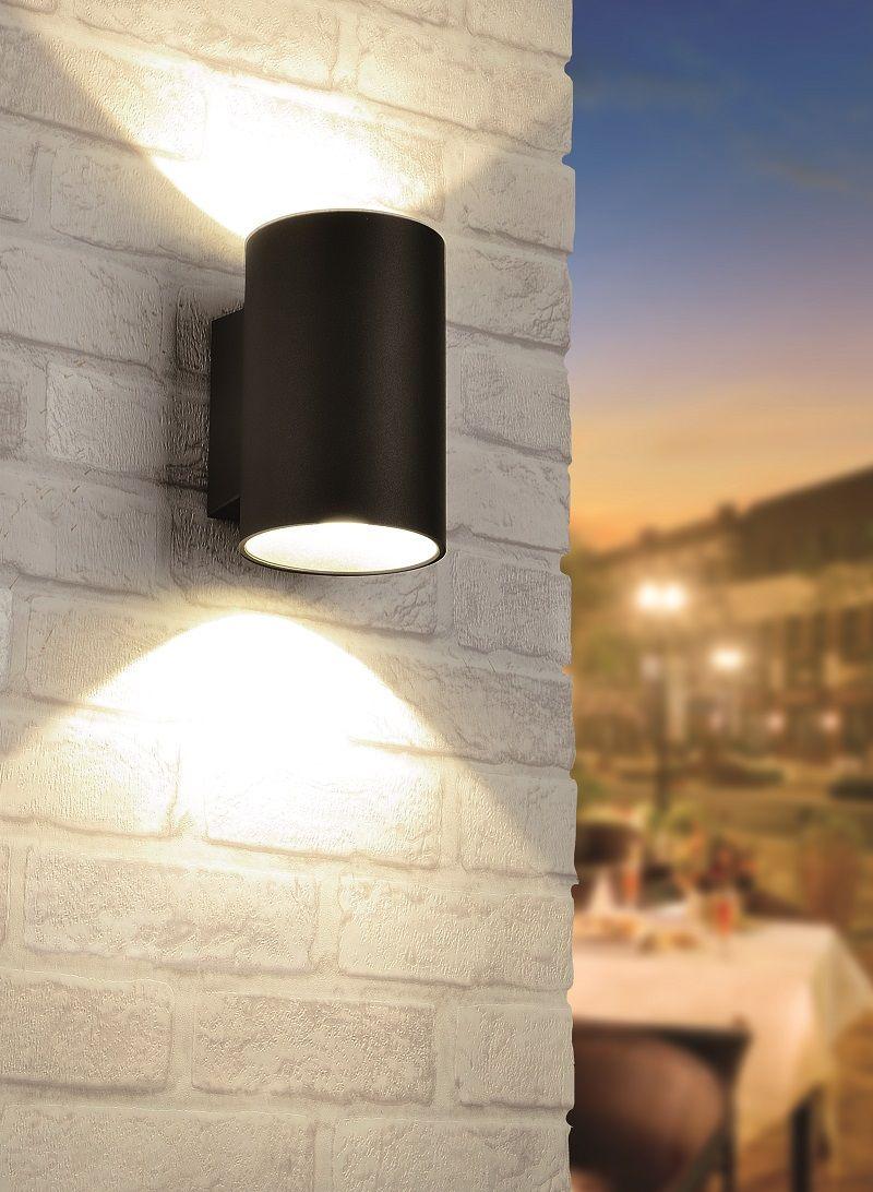 Led Wall Light With Images Led Wall Lights Wall Lights Interior Lighting