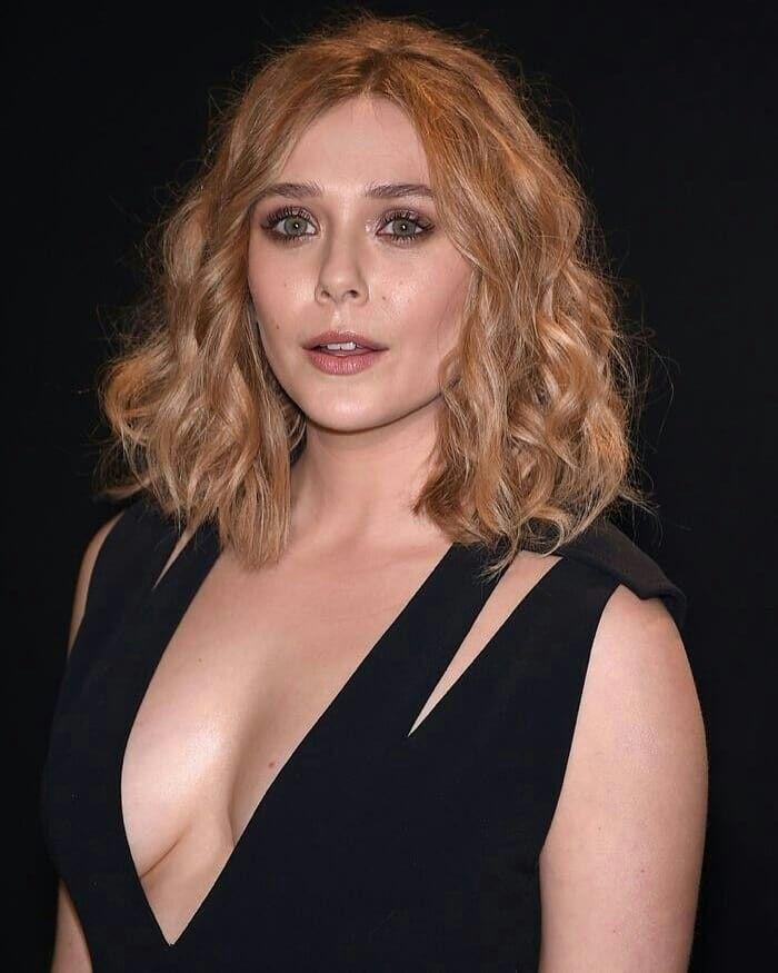 Elizabeth olsen side boobs 2019 elizabeth olsen - Scarlet witch boobs ...