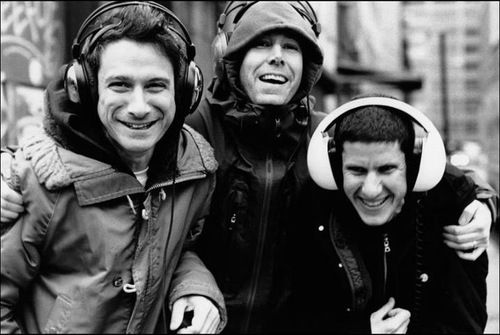 beastie boys. Ad Rock. MCA. Mike D.