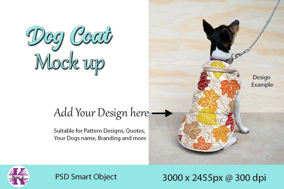 Download Dog Coat Mock Up Psd Dog Coats Mocking Custom Dog Coats