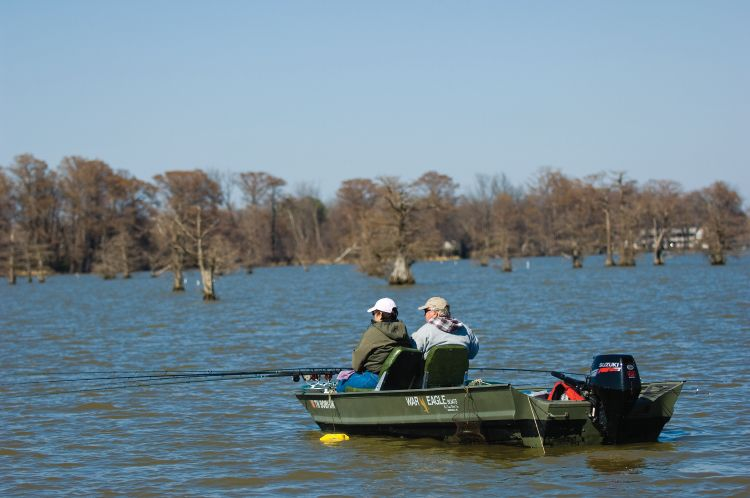 Bass, Crappie or Bluegill, Reelfoot Lake offers the best fishing