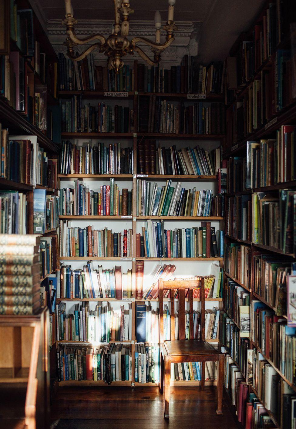The Bookshops Of Scotland Bookshop Classic Library Books