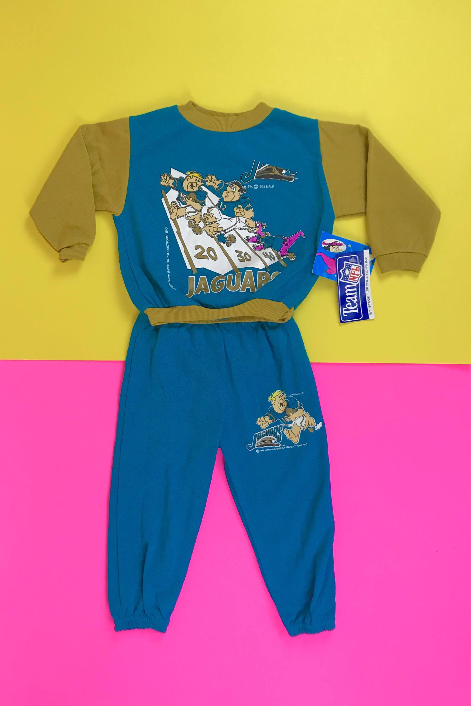 7bf14f221bb 1990s Flintstones sweatsuit