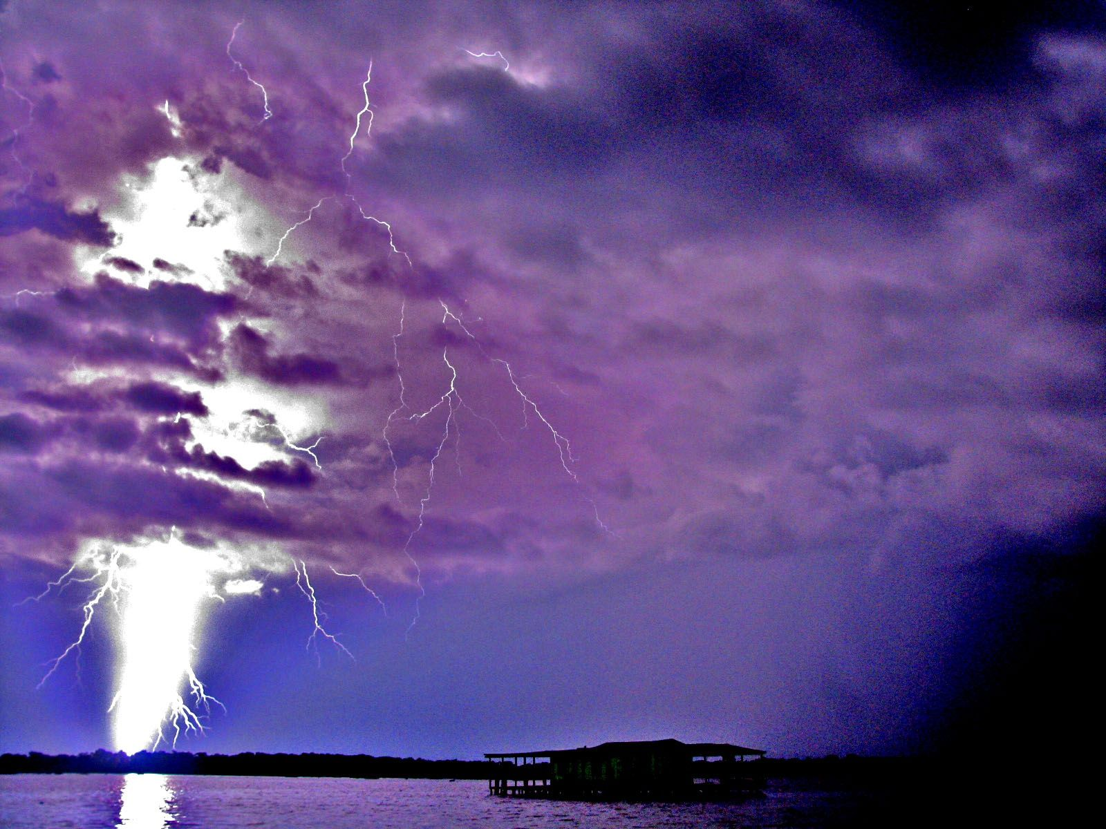 Catatumbo Lightning2 By Alejandra Aponte This Is An
