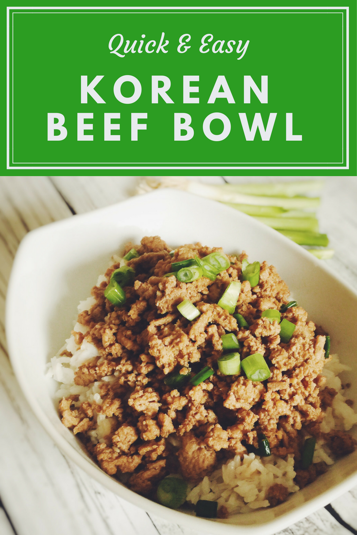 This is an easy, simple and delicious beef recipe that can be thrown together for dinner.  . Easy dinner recipes, easy beef recipes, Korean beef recipe, beef dinner ideas, ground beef recipes, dinner ideas, quick dinner ideas. Powered by @ultimaterecipe For more recipes, visit: www.onlygirl4boyz.com #easyrecipes #easymeals #dinner #groundbeef