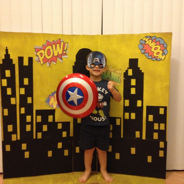 best 25 superhero photo booth ideas on pinterest super hero birthday superhero theme party. Black Bedroom Furniture Sets. Home Design Ideas