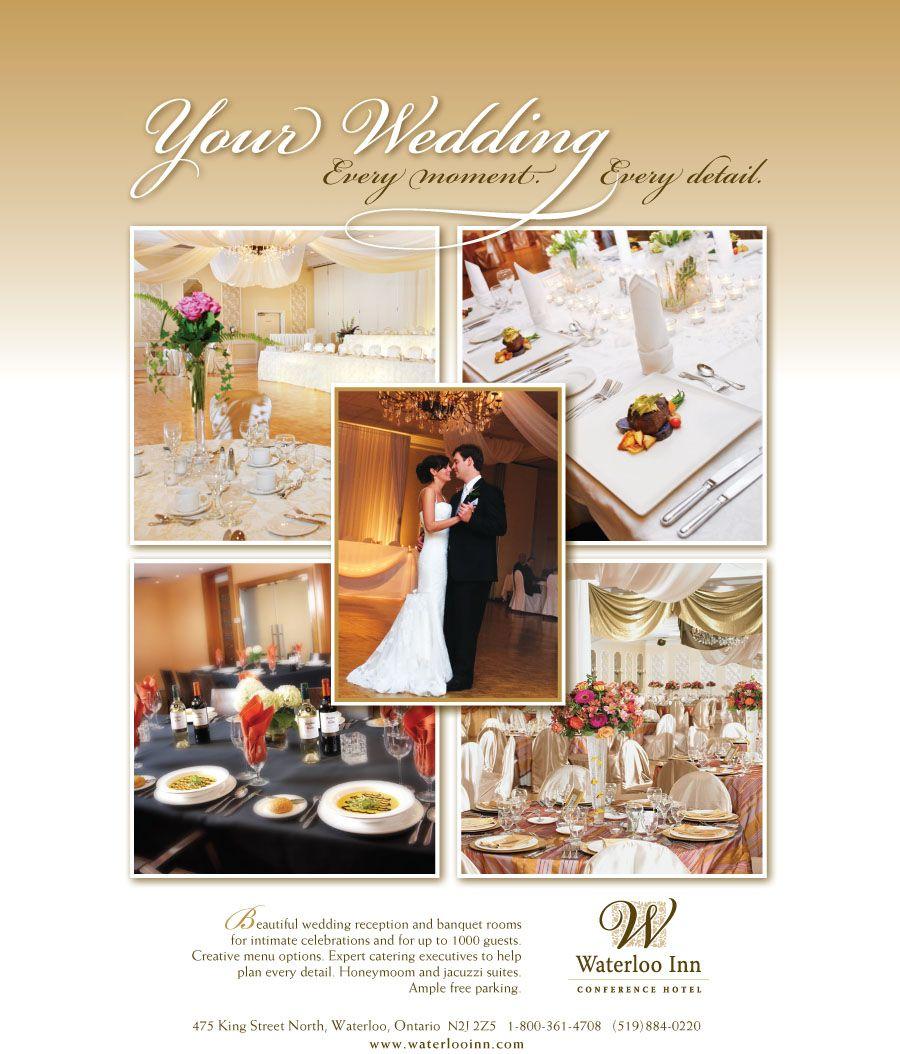 Magazine Ad Template Wedding Venue Google Search